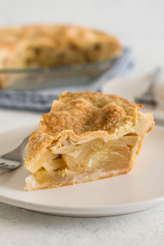 Classic Apple Pie From Scratch Always Eat Dessert