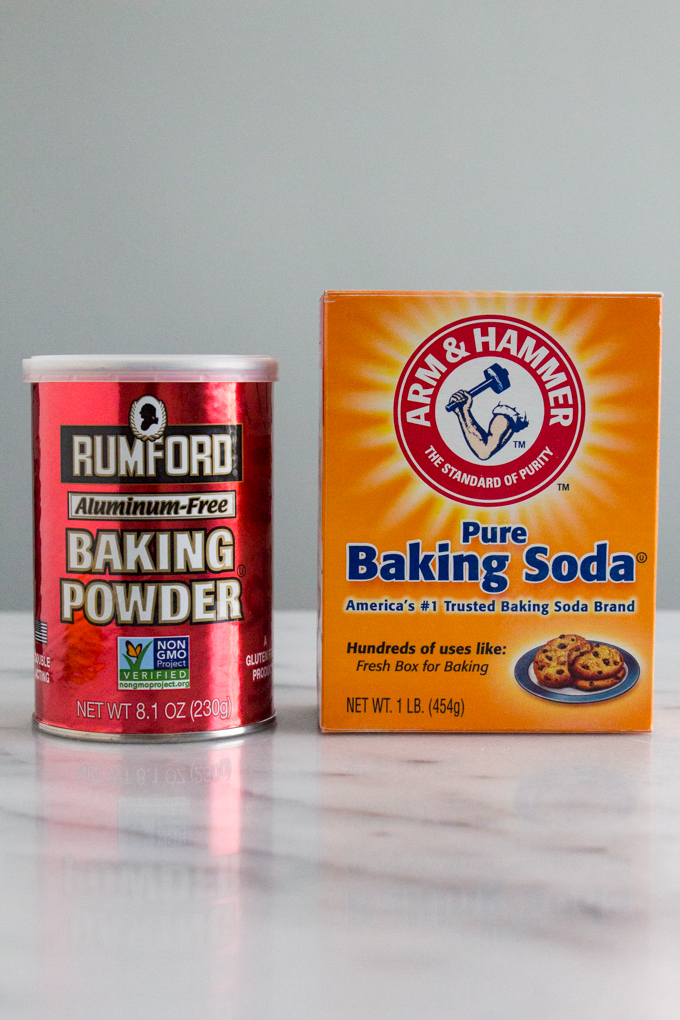 The difference between baking soda and baking powder, plus how to know if your ingredients are fresh or if it's time to replace them