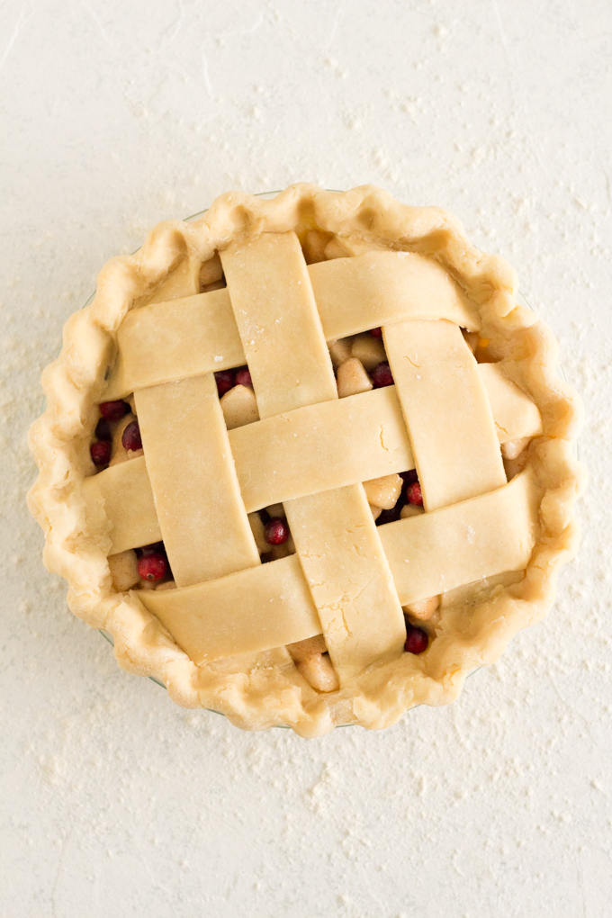 Perfect Homemade Pie Crust With Step By Step Photos Always Eat Dessert
